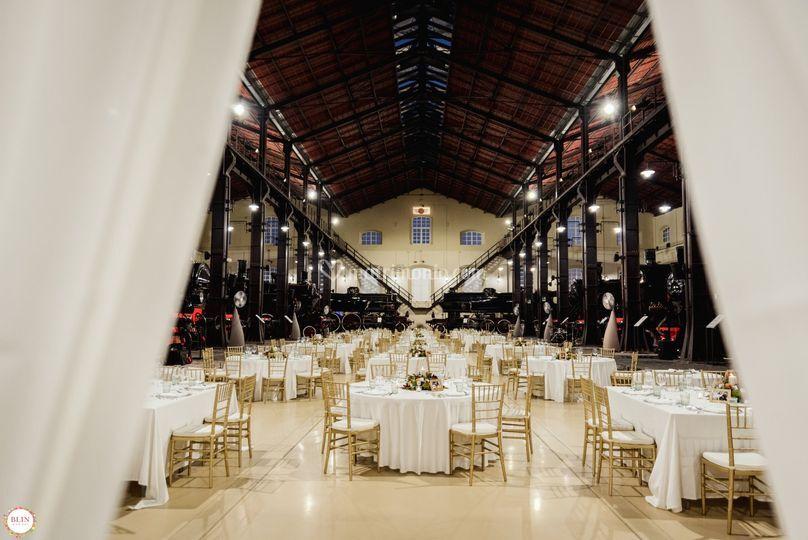 Matrimonio al Museo Pietrarsa