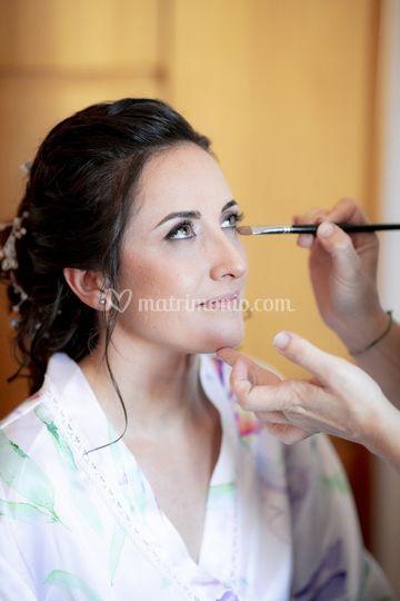 Makeup Beauty Silvia