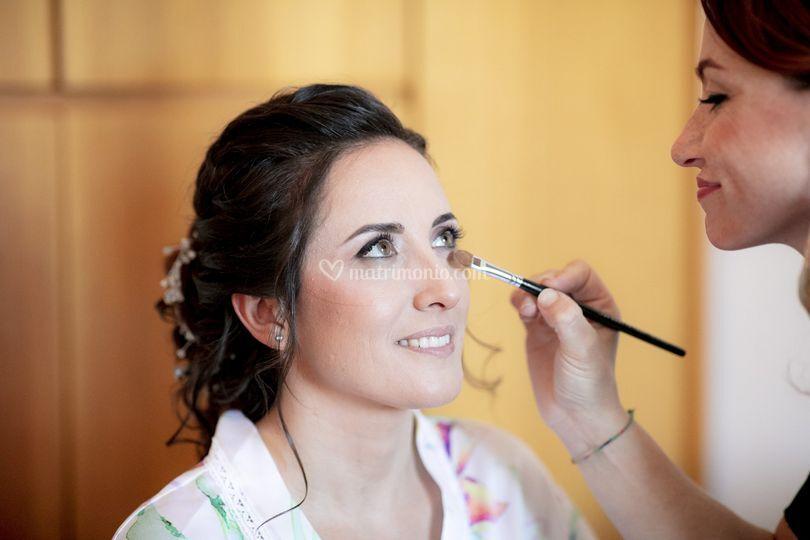 Makeup Beauty Sposa