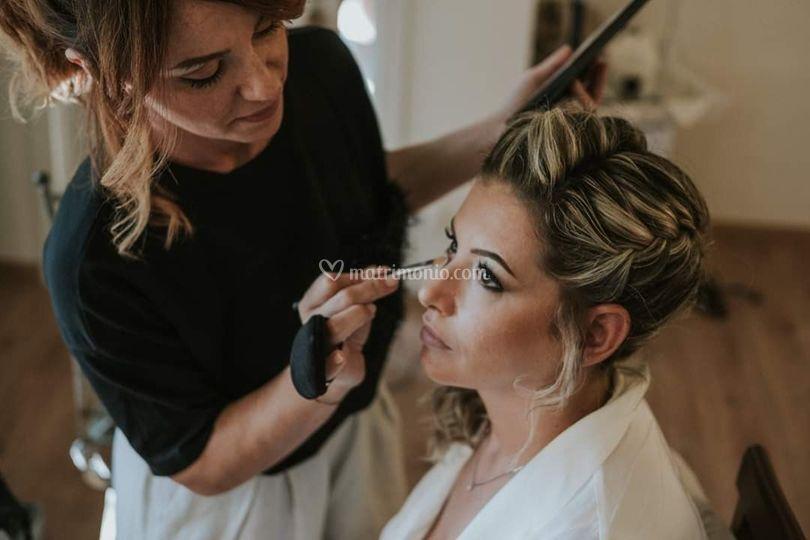 Elena Belloni - Make Up Artist