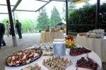 Buffet di dolci croce di malta