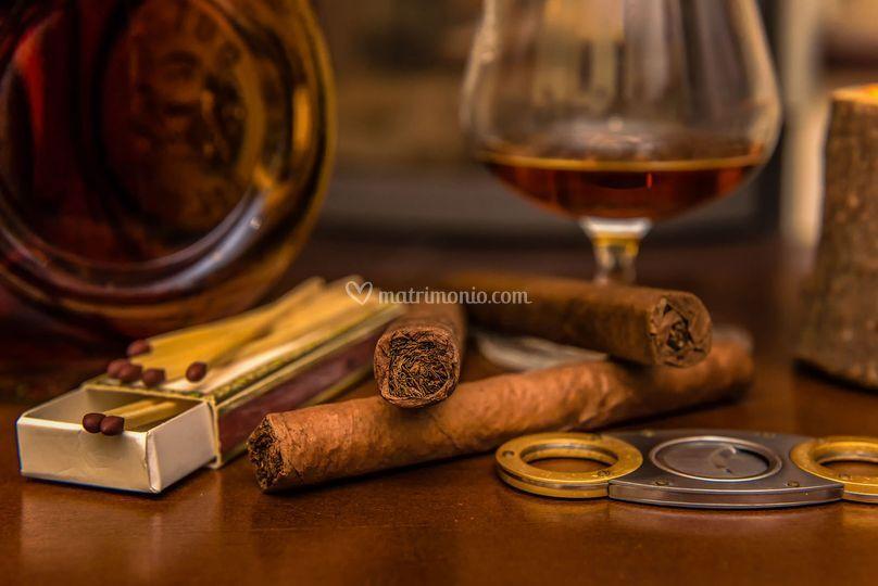 Cigar table