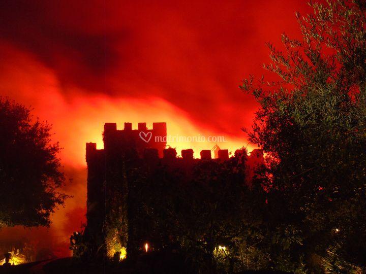 Incendio Rosso