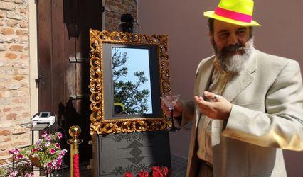 Spazio Geco Selfie Mirror