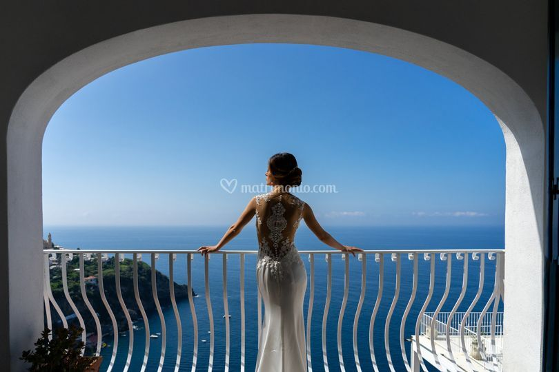 Sposa Hotel Tritone Praiano