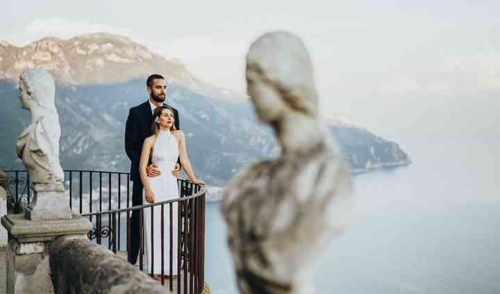 Wedding Villa Cimbrone Ravello