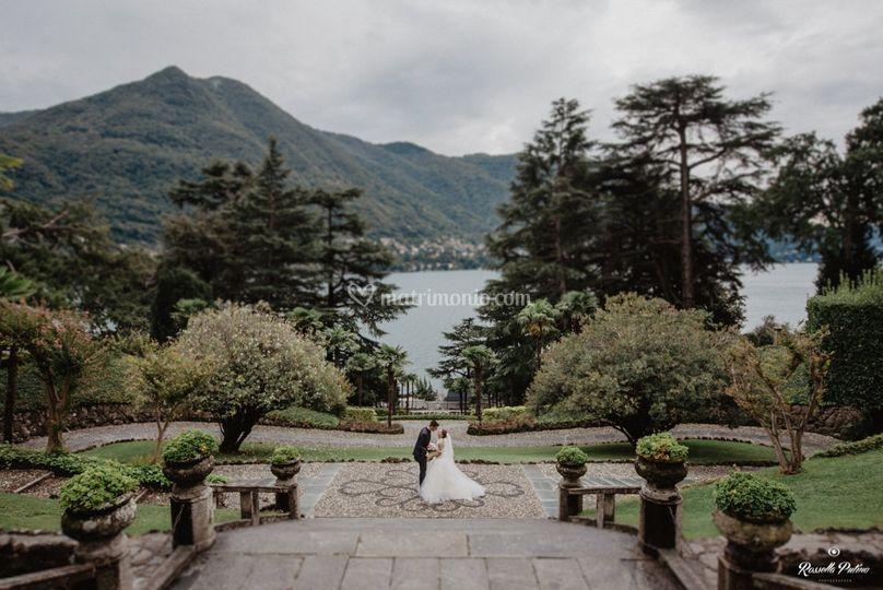 Sposi on the lake
