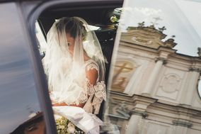 White Omnia Wedding