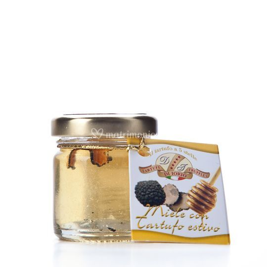 Miele con tartufo nero