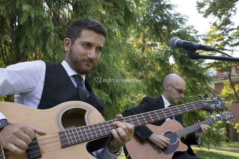 2HP Wedding Acoustic Duo