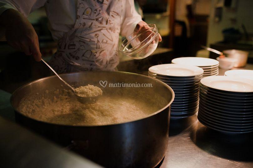Tenuta Valcurone - La cucina