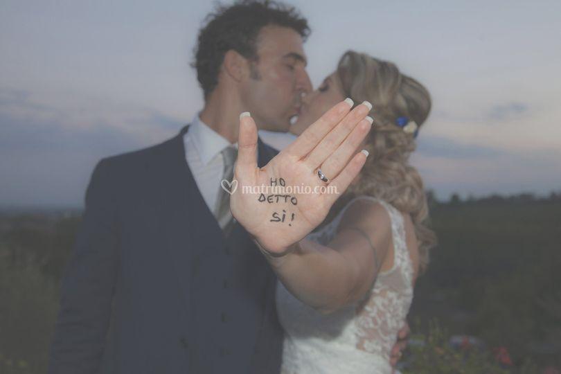 Ho detto sì !