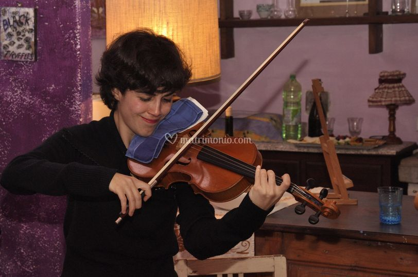 Musica Matrimonio Toscana : Violino musica matrimonio firenze