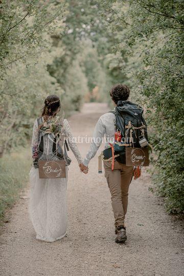Wedding Trekking