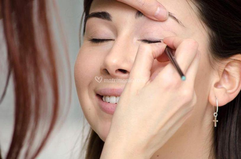 Alice Caobelli Make Up