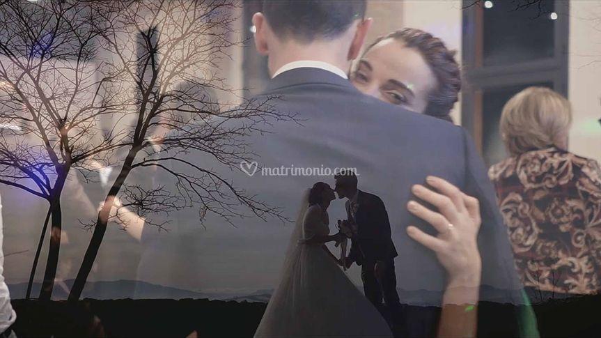Matrimonio invernale in Emilia