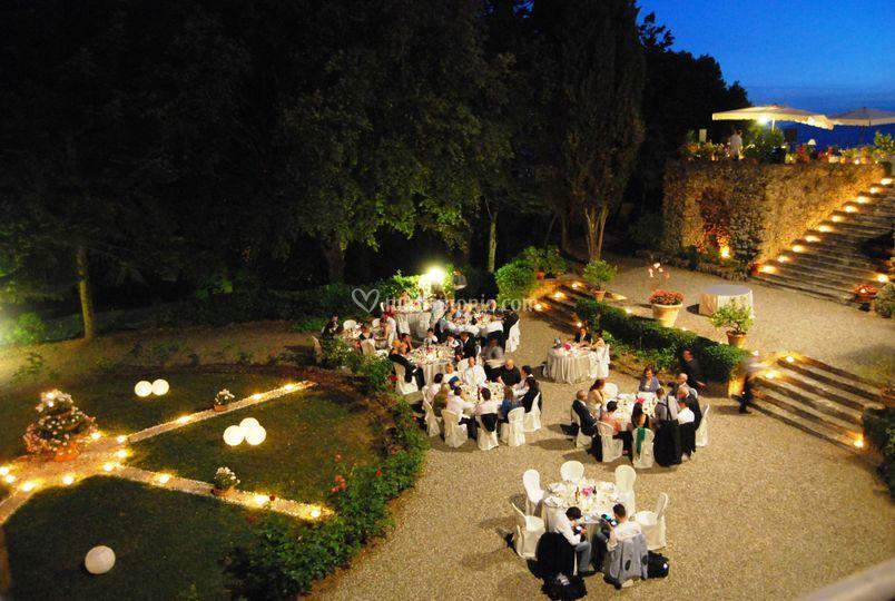 Cena di nozze