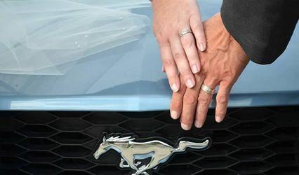 Roberto e le sue Mustang 1