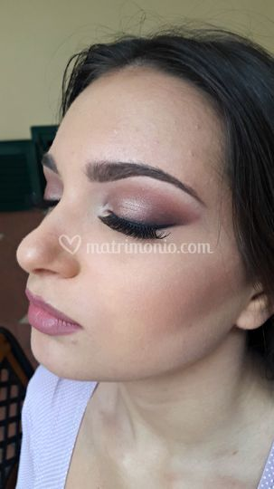 Make-up Cerimonia Simona