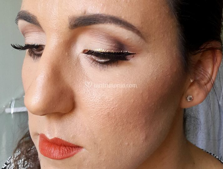 Make-up cerimonia Federica