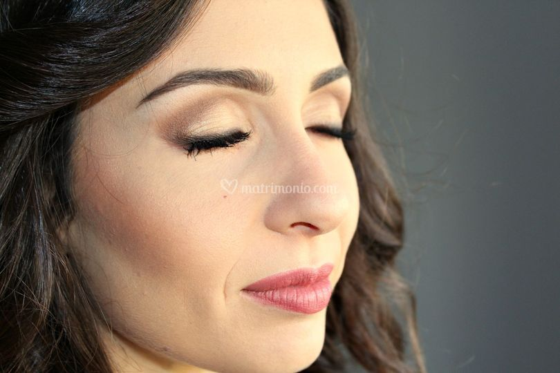 Make-up Cerimonia Ilena