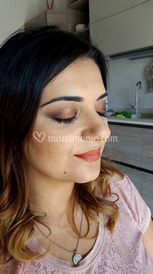 Make-up cerimonia Teresa