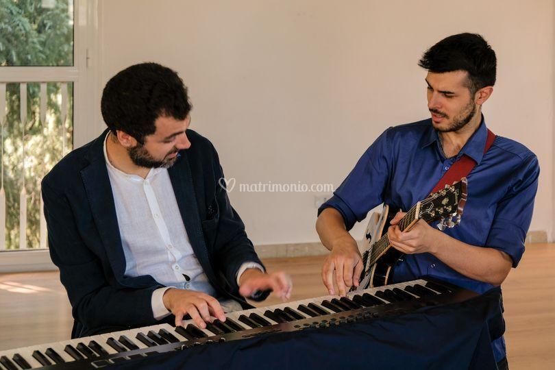Il pianista e il chitarrista
