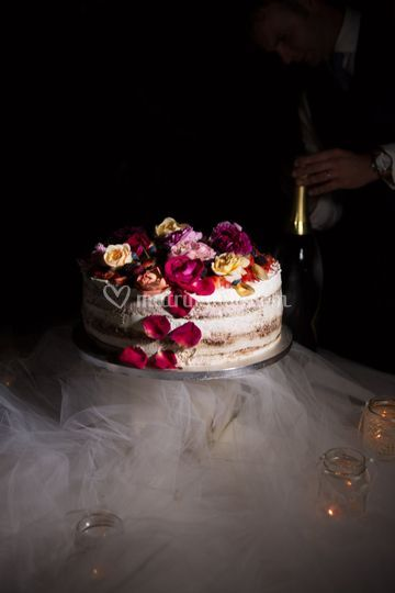 Cake la casetta di silvia