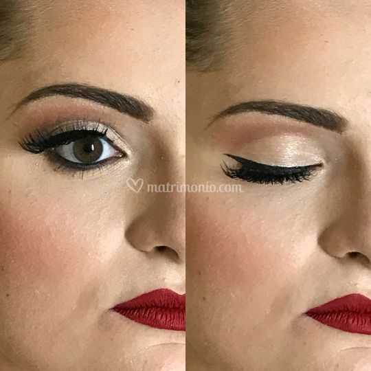 Dettagli make-up