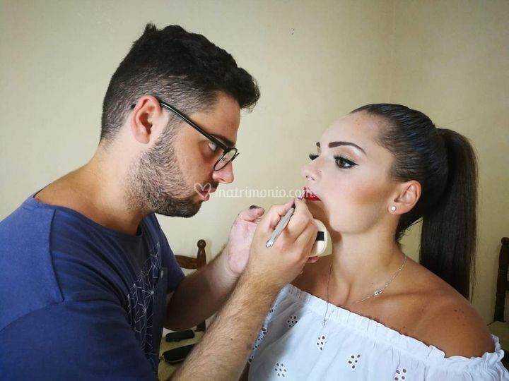 Gaetano Mosa Make-up