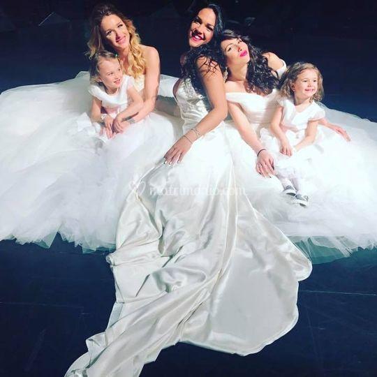 Crociera 2017 Oliviero sposa