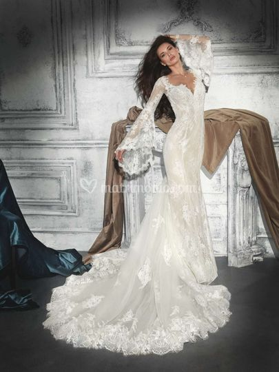 6841a853c067 Milano wedding fashion Una promessa.