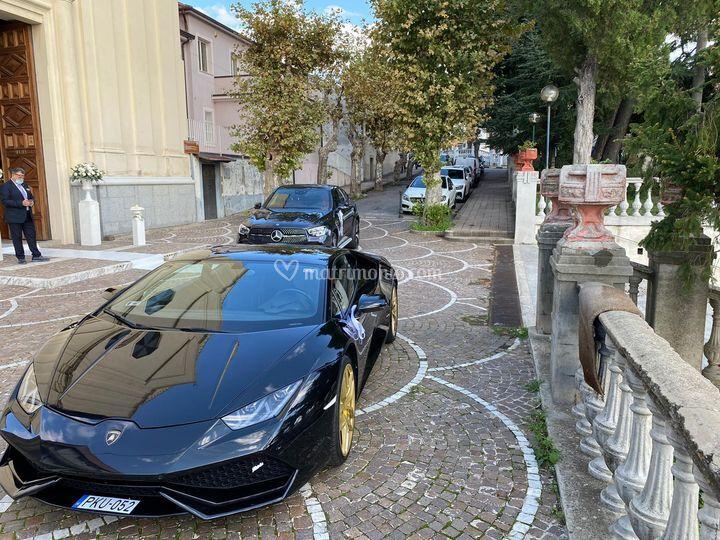Lamborghini huraca'n