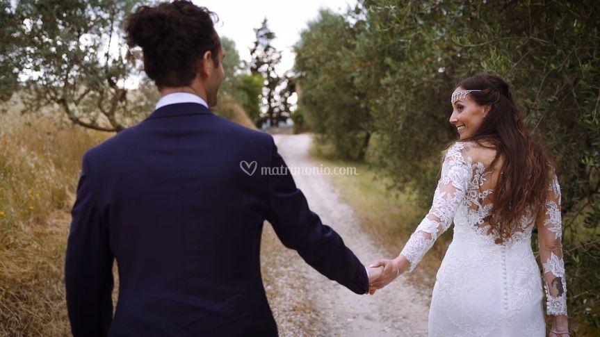 Marcello + Alessia