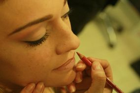 Simona Aliberti make-up artist