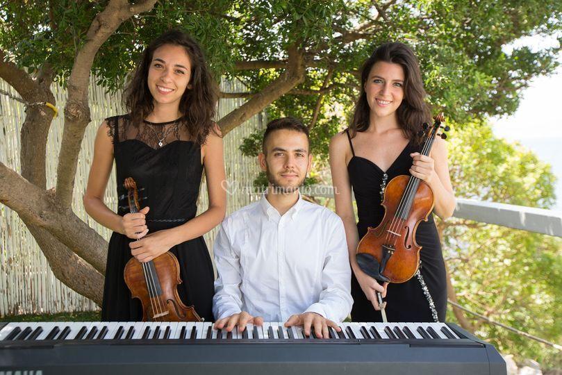 Trio 2 violini e pianoforte