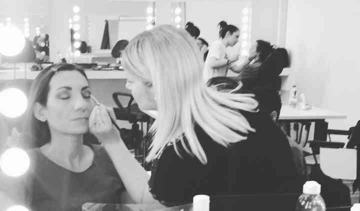Veronica Battaglia Makeup artist