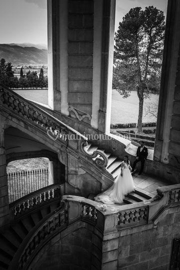 Wedding photo at Certosa