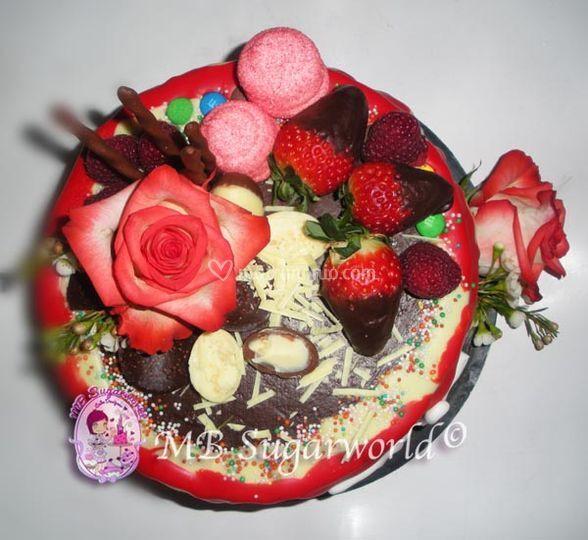Drip cake2