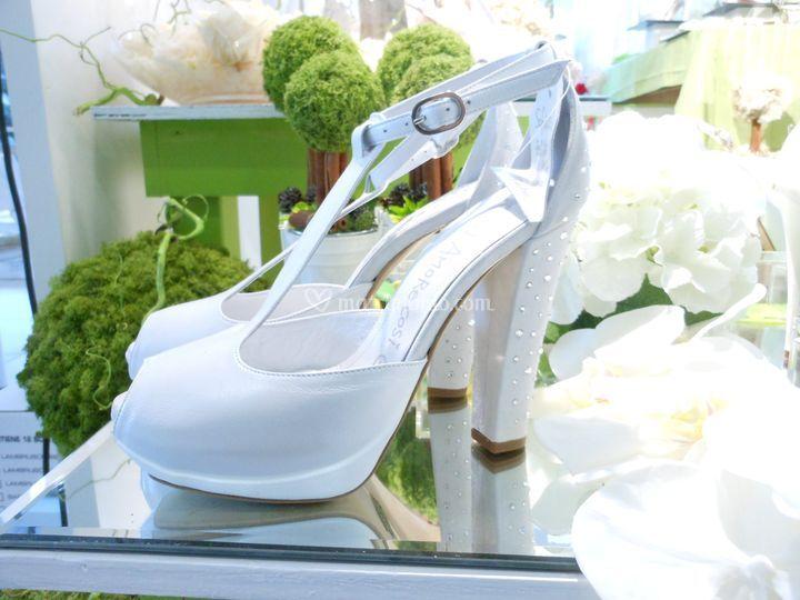 Sandalo con plateau