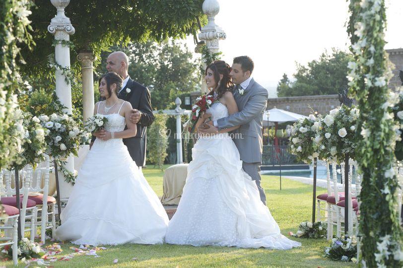 Matrimonio doppio