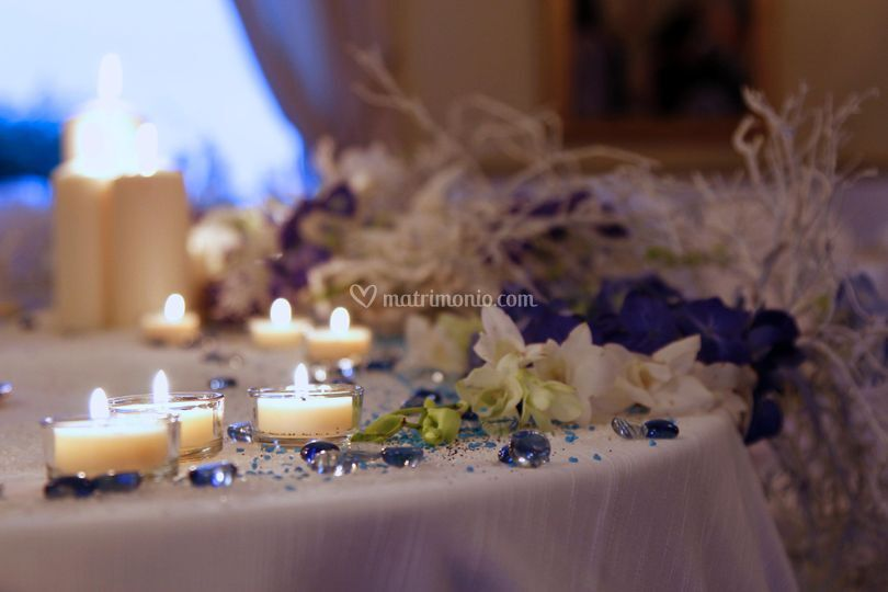 F&C:tavolo sposi