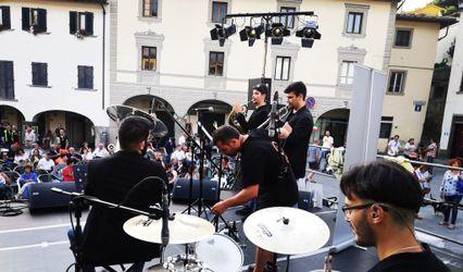 Florence Brass Quintet & Drums