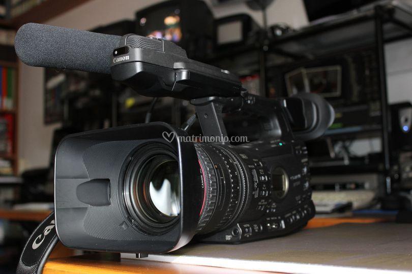 Telecamera professionale Canon
