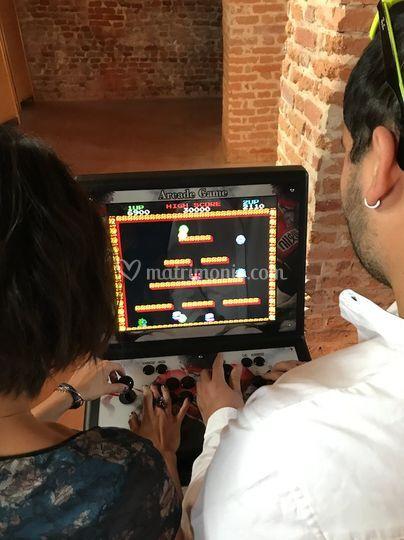 Videogioco per matrimonio