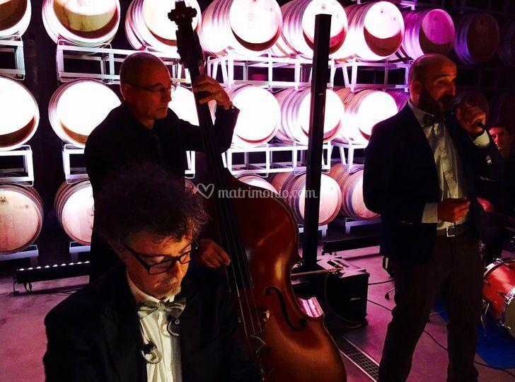 Dominic & Caponi live at Feudi