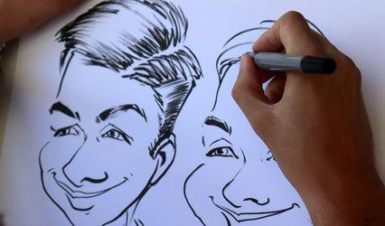 Sebastiano Caricaturista 1