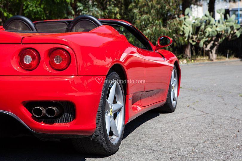 Ferrari Modena Spider