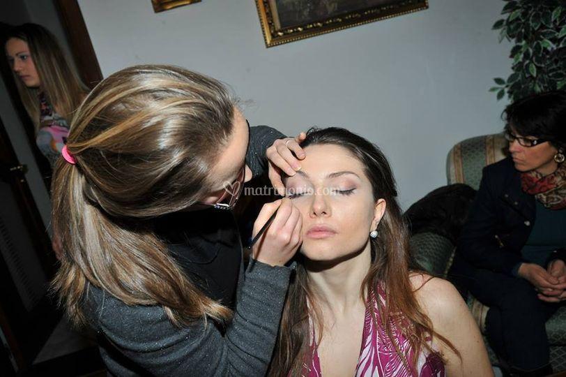 Giorgia Papallo Make up