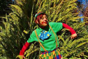 Clown pannocchia